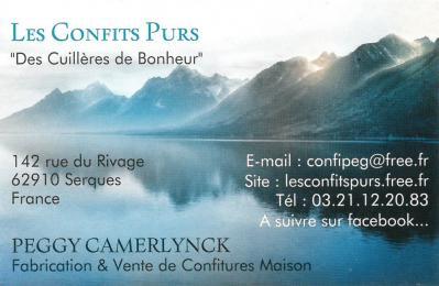 Carte mme camerlynck