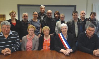 Conseil municipal 2014 - 2020