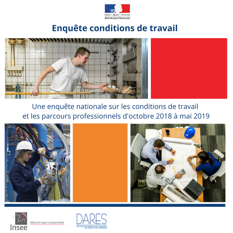 Enquete condition travail