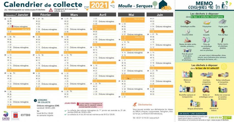 Serques collecte 2021 1
