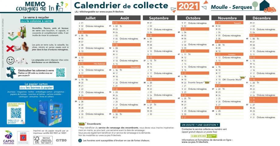 Serques collecte 2021 2