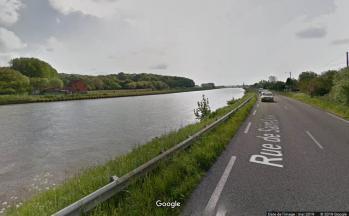 Travaux canal