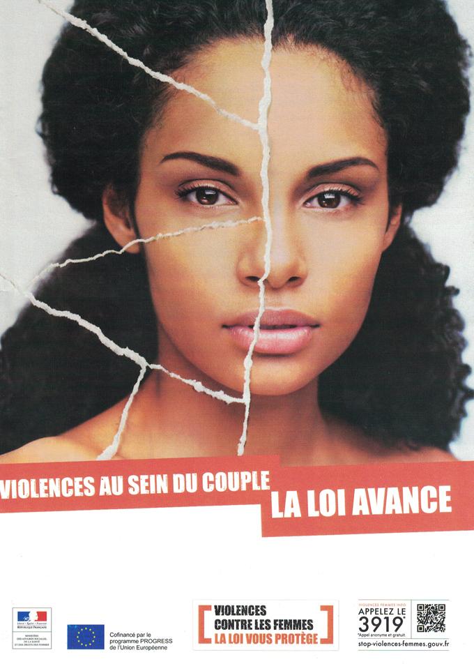 Violence au sein du couple